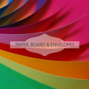 Paper, Board & Envelopes