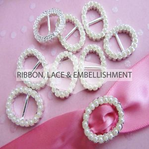 Ribbon, Lace, Embellishment