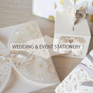 Weddings & Event Stationery